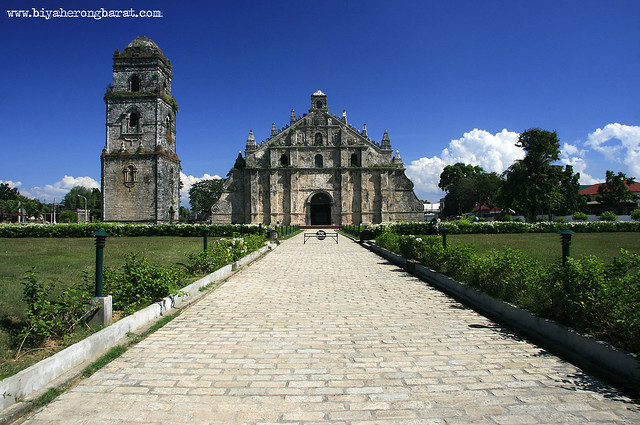 Paoay Church of Ilocos Norte