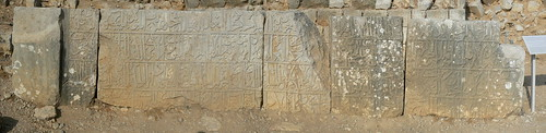 Inscription Sultan Baybaras