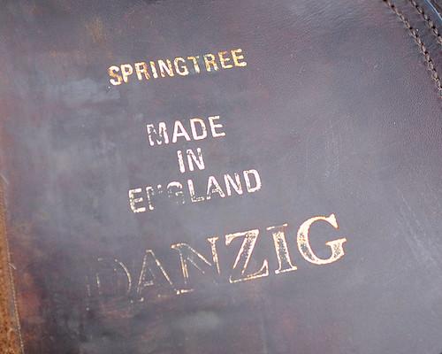 Smith-Worthington Danzig EC All Purpose saddle for sale