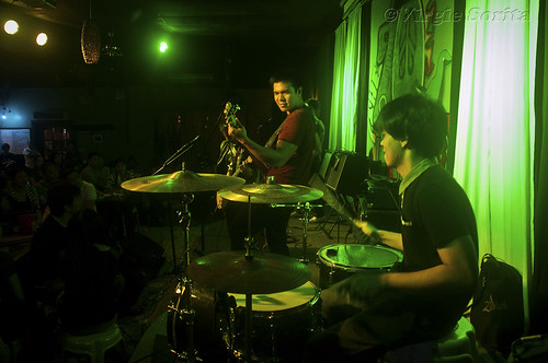 Stonefree at 70's Bistro - Nov. 14, 2012