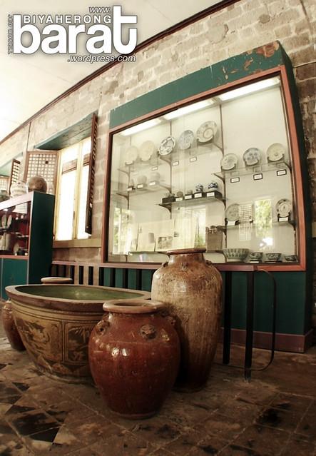 Pila Museum exhibit