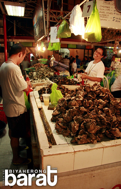 D Talipapa fresh seafoods boracay