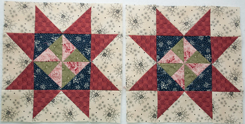 $5 Club - Rhapsody Quilt 2nd blocks