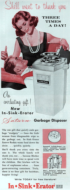 In Sink Erator Ad
