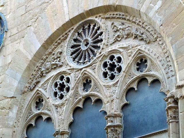 Florence - jour 1 - 086 - Via de Calzaioli - Orsanmichele