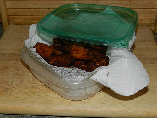 Simple Chicken Nuggets (4)