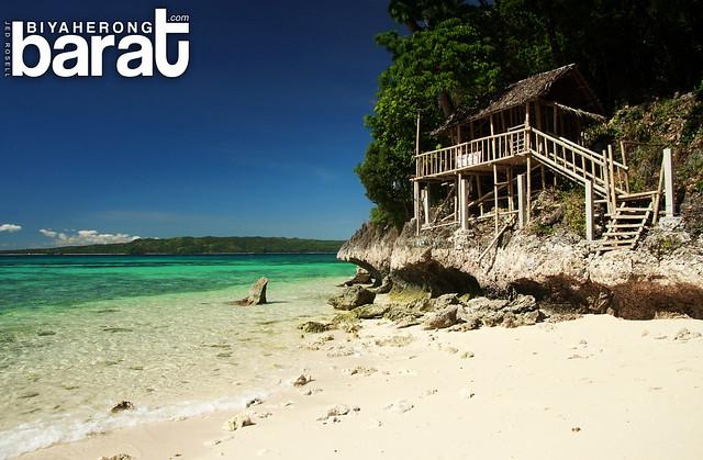 Puka Beach Boracay Island