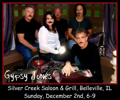 Gypsy Jones 12-2-12