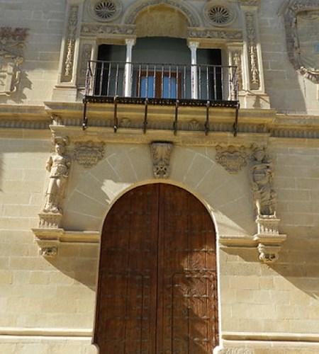 Puertas y Ventanas de Baeza Jaen 03
