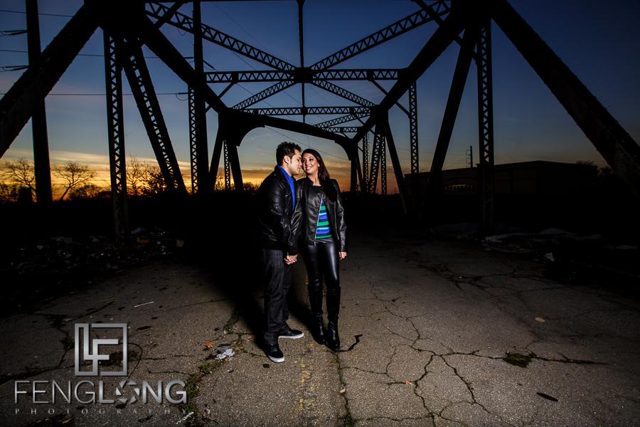Kanwal & Ali Engagement   Downtown Atlanta   Atlanta Indian Ismaili Wedding Photography