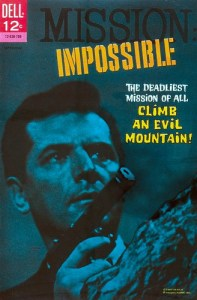 """""""Mission: Impossible - Climb An Evil Mountain!"""" di MidCentArc"""
