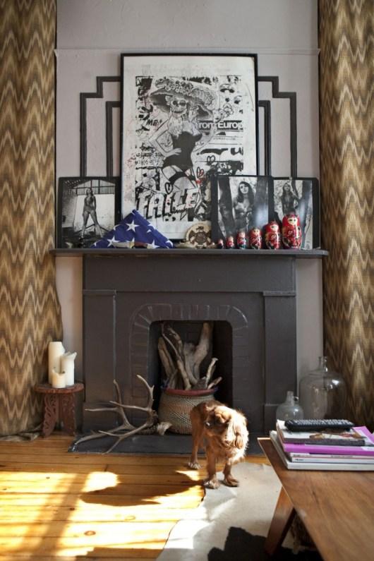 Gretchen Jones & Her Cool Apartment