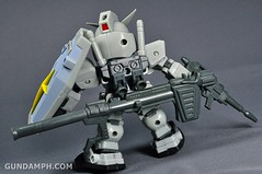 SDGO RX-78-2 (G3 Rare Color Variation) Unboxing & Review - SD Gundam Online Capsule Fighter (41)