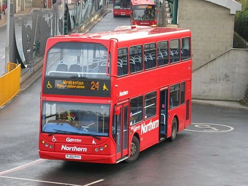 Go North East 3972 (PJ02PYY) - 24-11-12