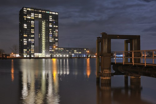 CITY LIGHTS,, TASMAN TOWER /GRONINGEN#1