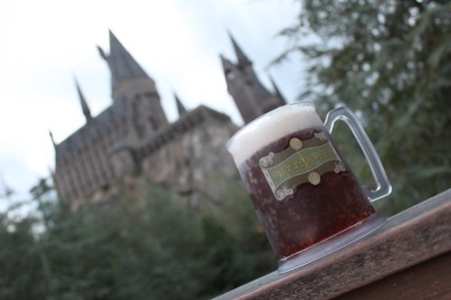 Butterbeer @ Hogwarts