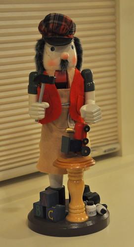 standing toymaker nutcracker