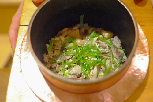red snapper rice bowl