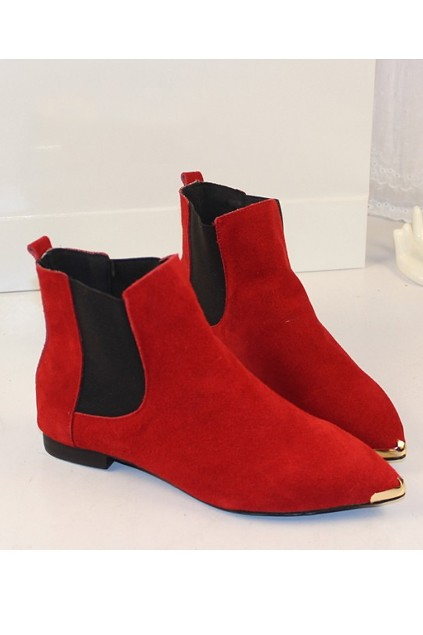 Metal-Toecap-Flat-Ankle-Boots1