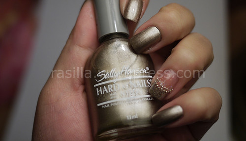 Sally Hansen Rave Review