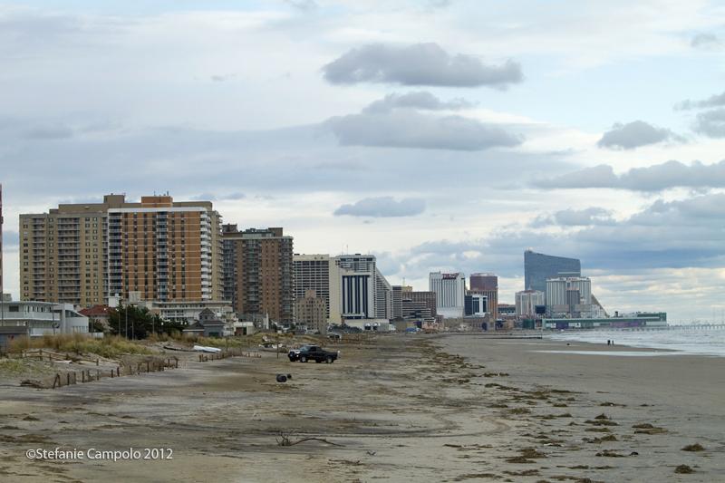 Downbeach after Sandy