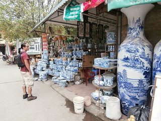 Ceramic Market by simmogem, on Flickr