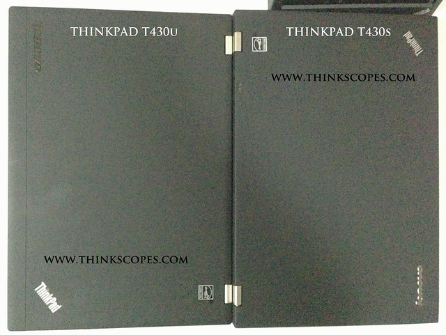 ThinkPad T430u vs ThinkPad T430s