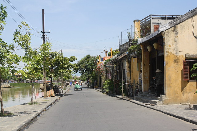 The Streets of Hoi An, Vietnam