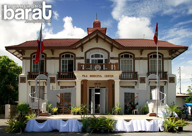 Pila Laguna Municipal Center new
