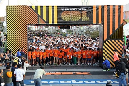 Nike We Run Guadalajara 2012