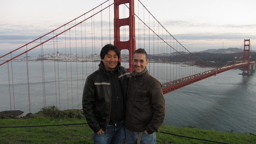 koo and keith at the golden gate