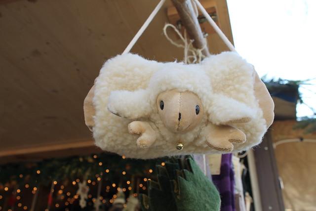 Sheep Muff
