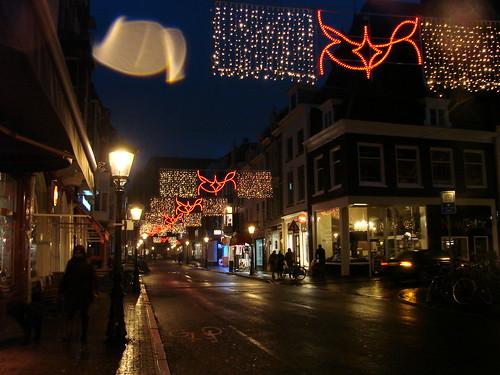 Domstraat Lights