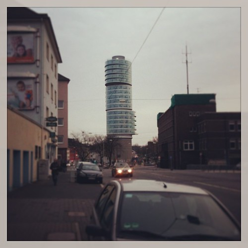 Exzenterhaus in Bochum
