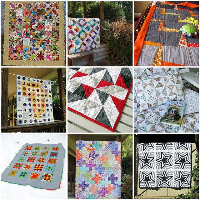 Some of the CoopCrafts Quilts of 2012