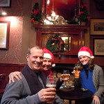 Happy Christmas at the Crown
