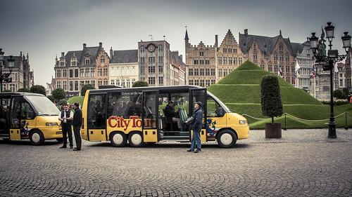 Touristic Park (Bruges, Belgium) - Photo : Gilderic