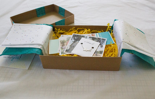 bridesmaid box