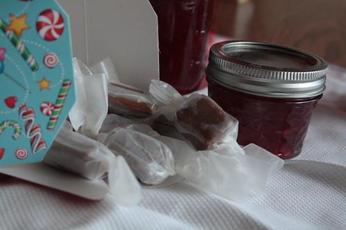 Marmalade & Homemade Caramels