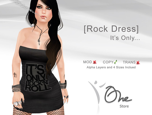 [Rock Dress] Its Only...