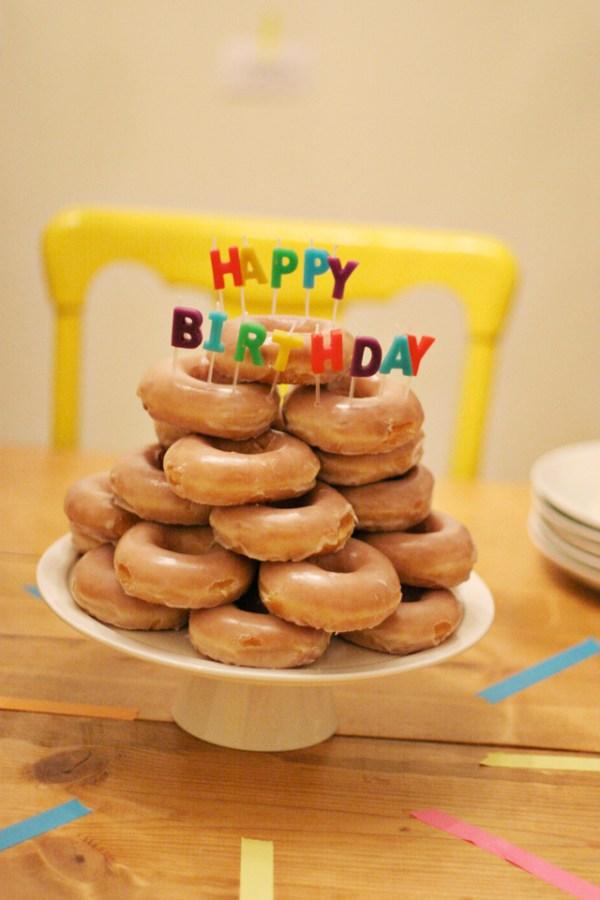 Birthday Donuts   Flickr - Photo Sharing!