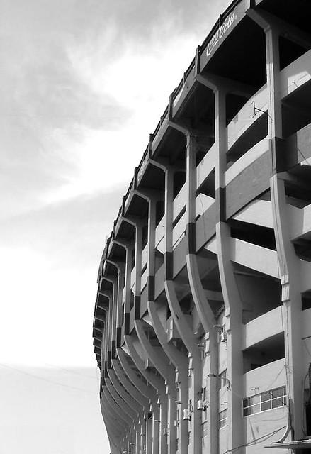 La Bombonera, soccer stadium Buenos Aires