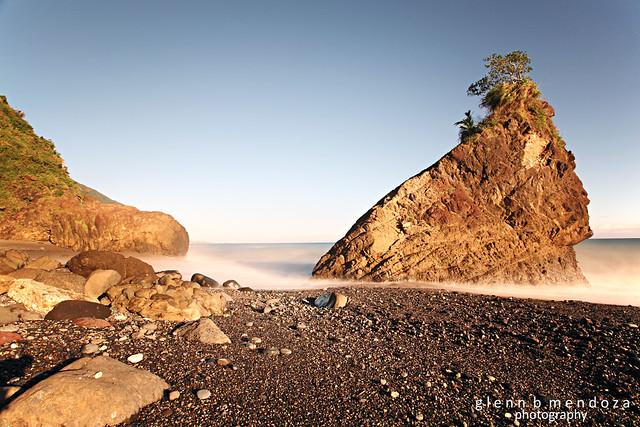 Pancian Rocks