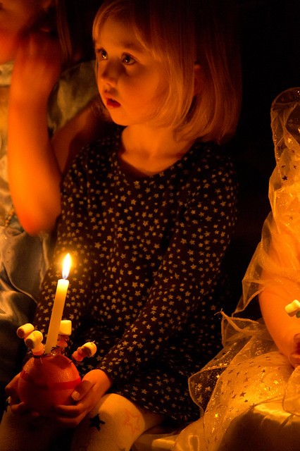 Christingle – Daily Photo (23rd December 2012)