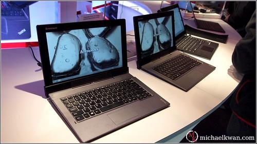 Lenovo Yoga Notebooks