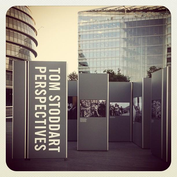 Grunnen til at jeg er i London. @danielkg få med deg denne utstillingen. Står til 11. sept.