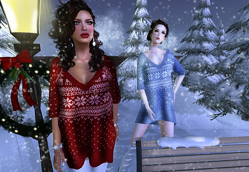 The First Snowfall by strip'd Fashion