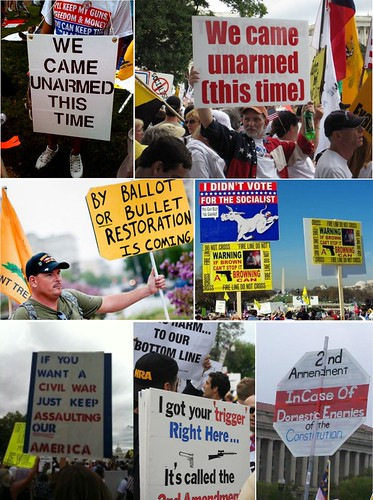 """""""We Came Unarmed (This Time)""""?"""