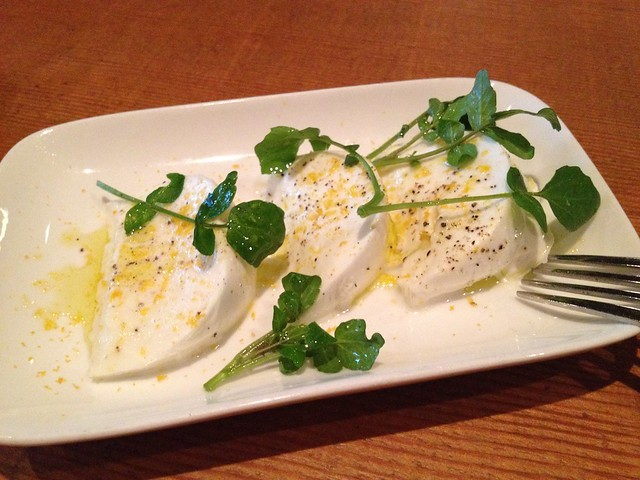 Burrata - Staple & Fancy
