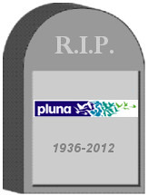 PLUNA Tombstone